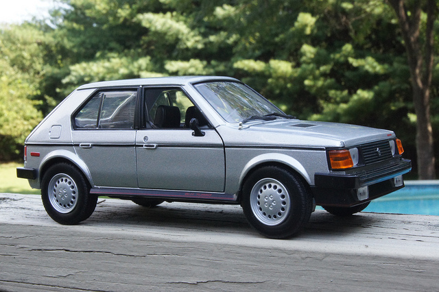 1985 Dodge Omni Information And Photos Momentcar