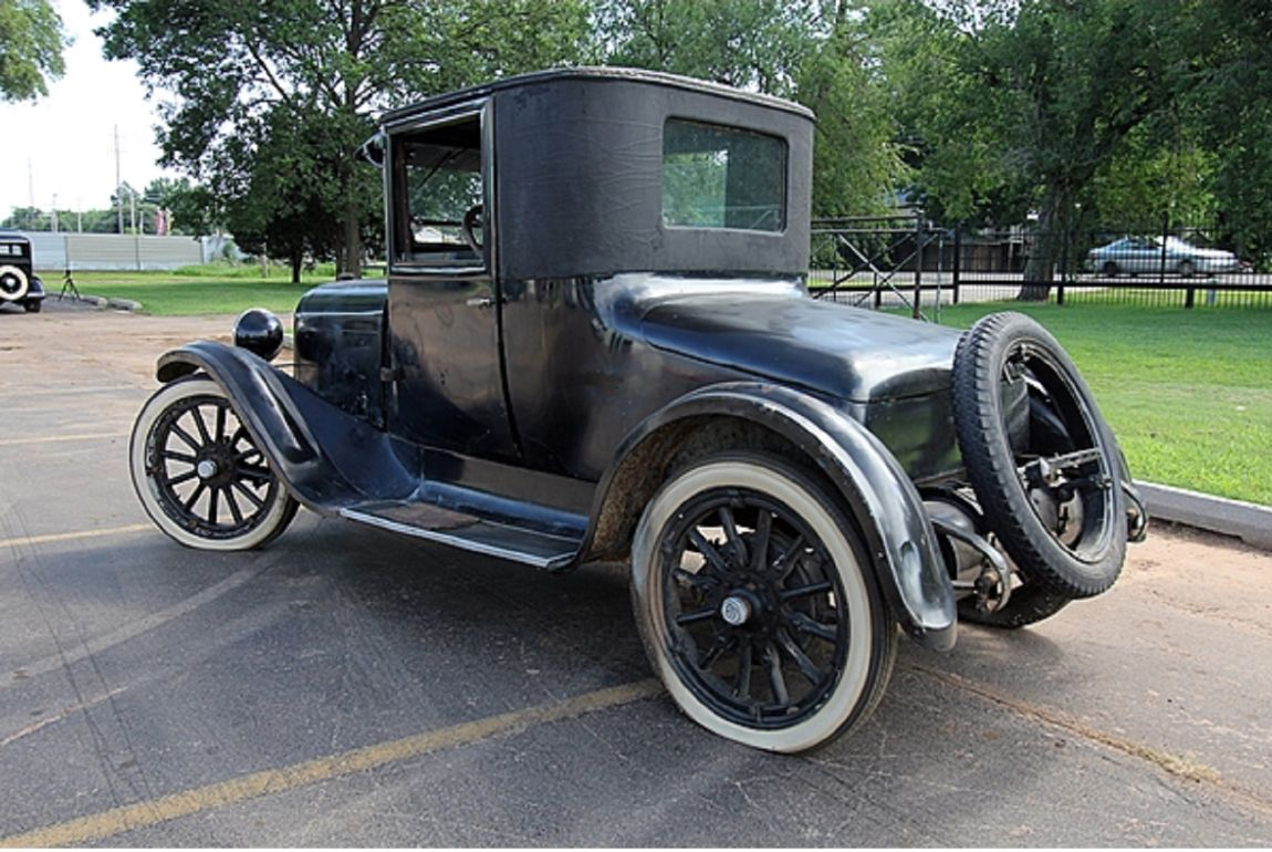 1922 Dodge Panel Information And Photos Momentcar