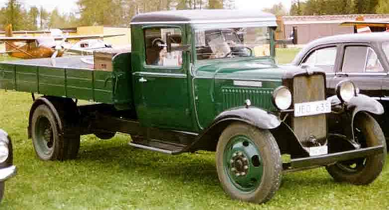 1932 Dodge Pickup Information And Photos Momentcar
