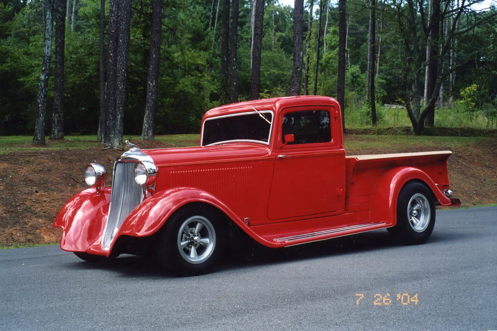 1935 Dodge Pickup Information And Photos Momentcar
