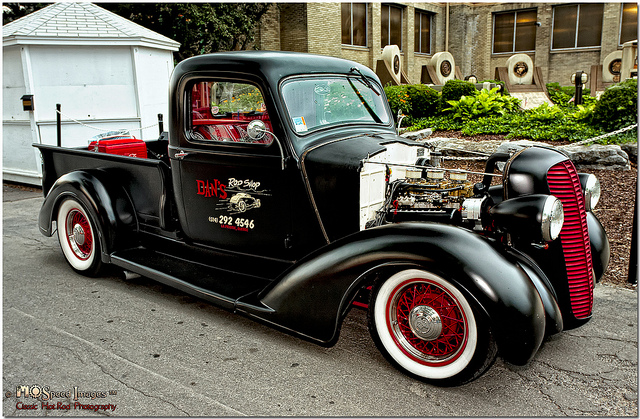 1937 Dodge Pickup - Information and photos - MOMENTcar