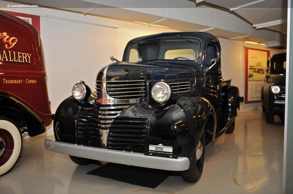 1940 Dodge Pickup Information And Photos Momentcar