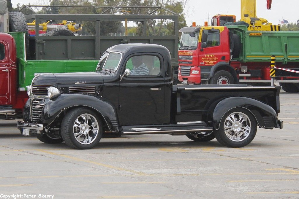 1942 Dodge Pickup Information And Photos Momentcar