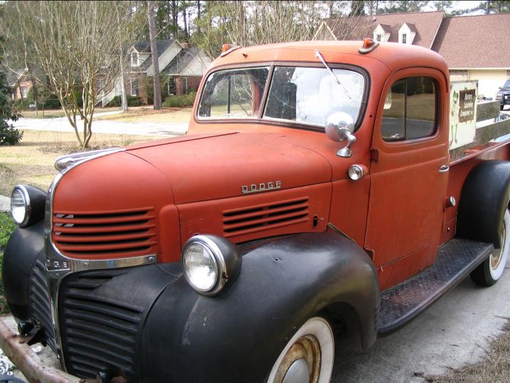 1947 Dodge Pickup Information And Photos Momentcar