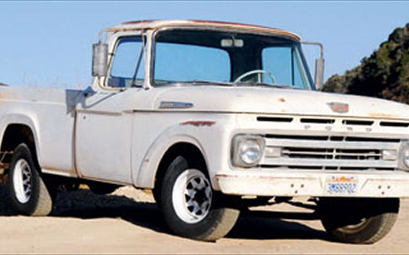 1962 Dodge Pickup - Information and photos - MOTcar