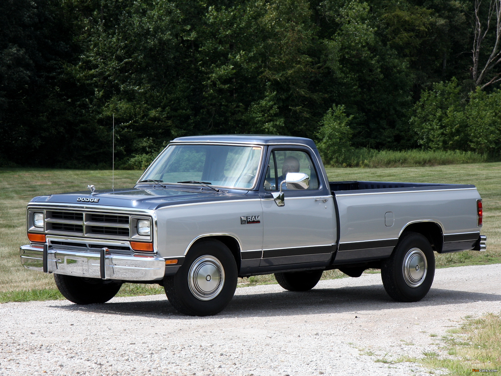1986 Dodge Pickup Information And Photos Momentcar
