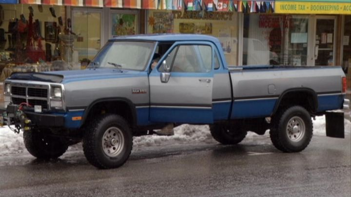 1991 Dodge Ram 50 Pickup - Information and photos - MOMENTcar