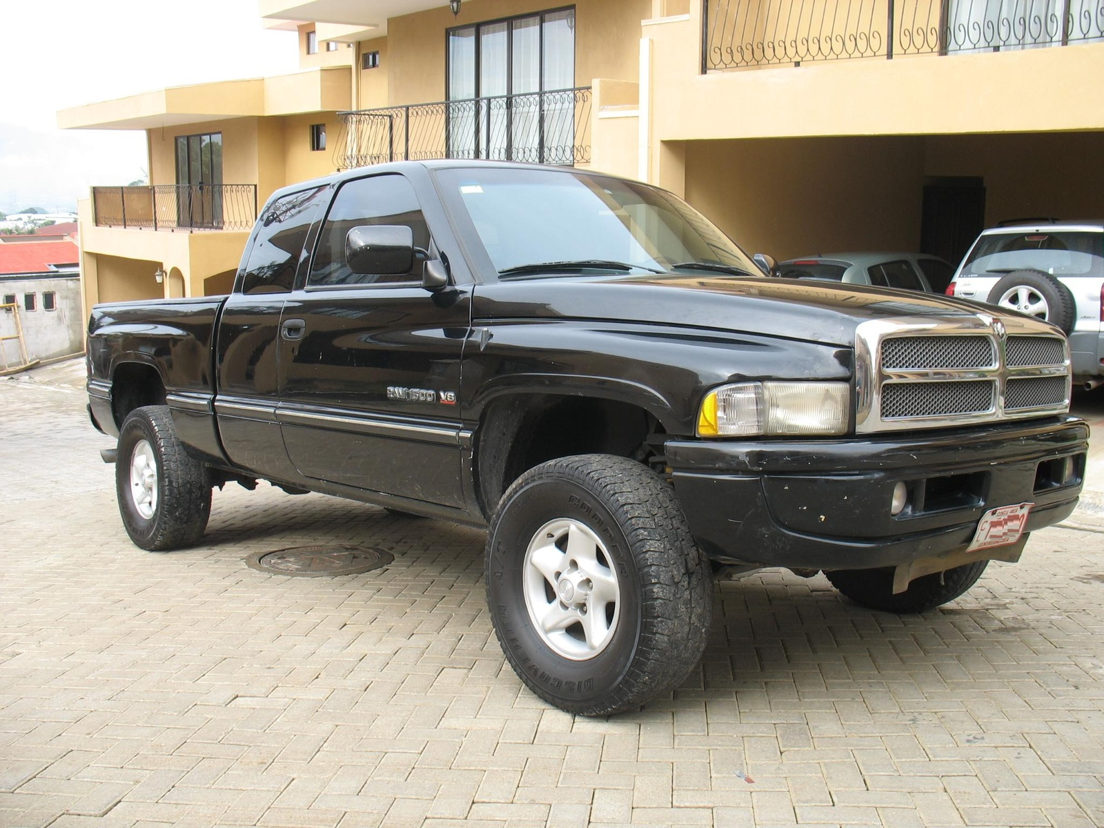 1997 dodge ram pickup 1500 information and photos momentcar. Black Bedroom Furniture Sets. Home Design Ideas