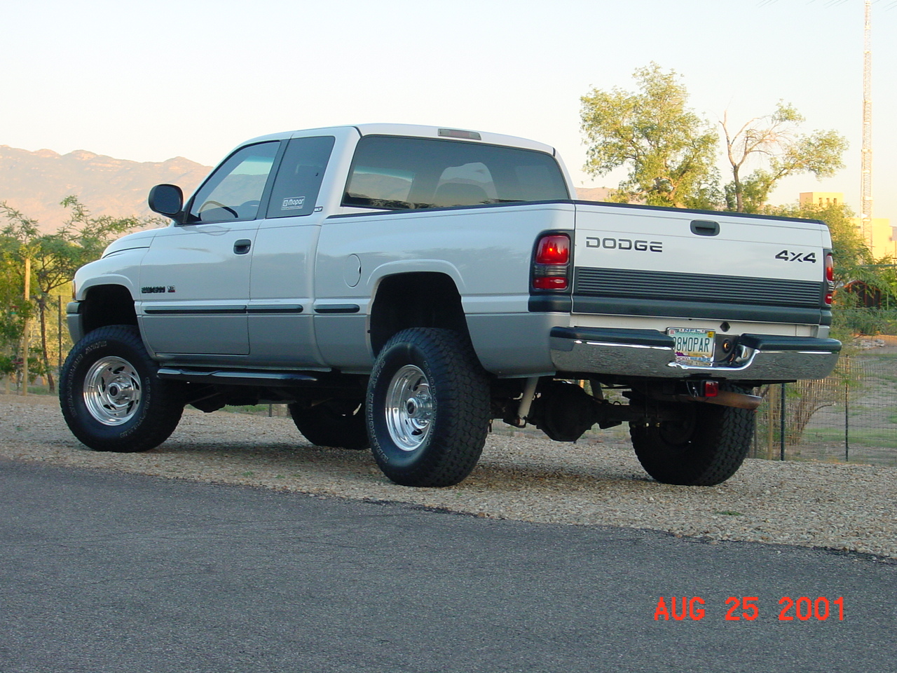 1998 Dodge Ram Pickup 1500 Information And Photos