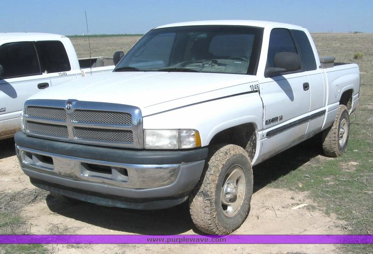 2000 Dodge Ram Pickup 1500 Information And Photos