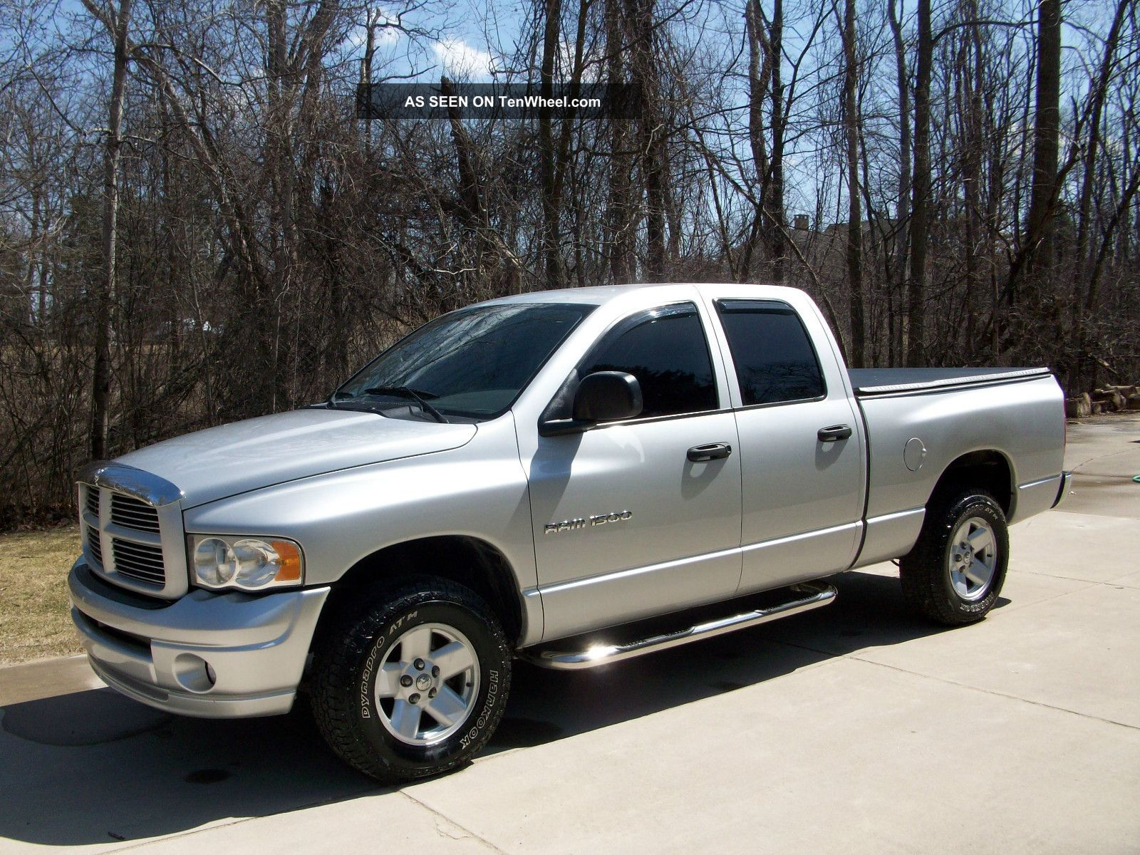 service manual how to learn about cars 2003 dodge ram. Black Bedroom Furniture Sets. Home Design Ideas