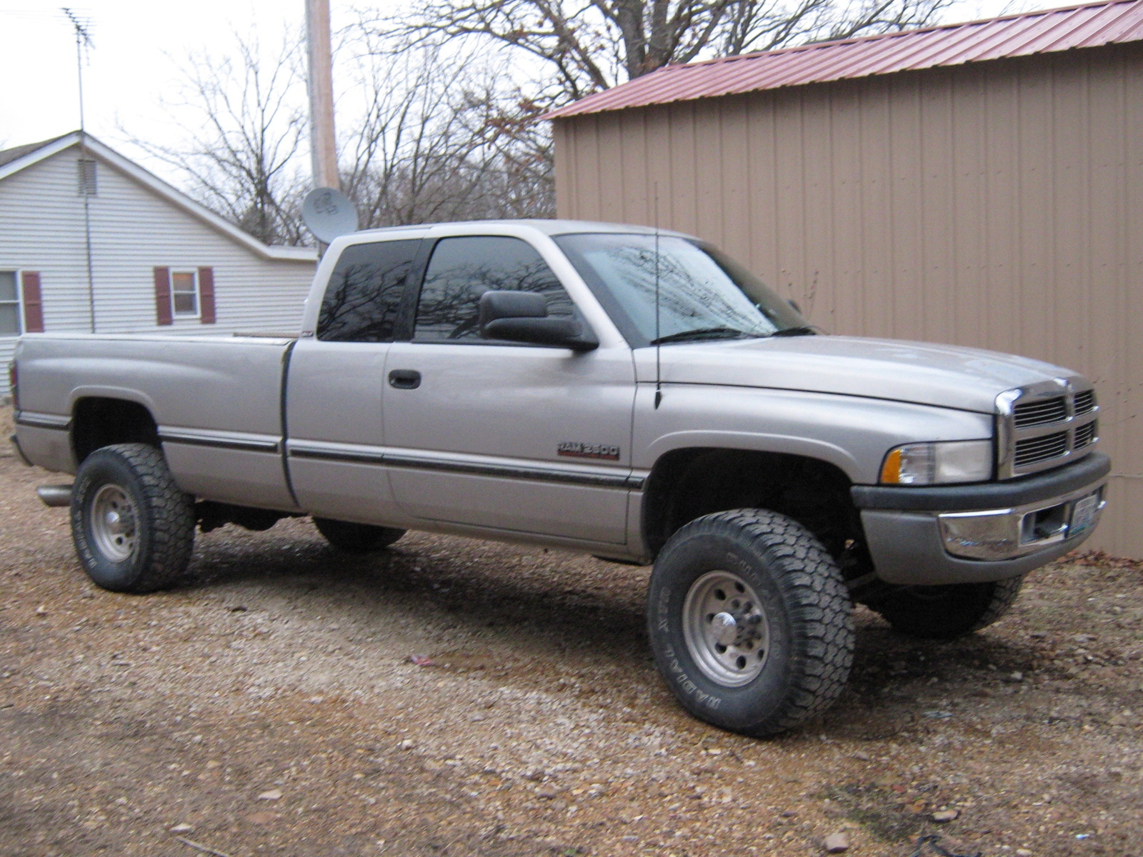 1997 Dodge Ram Pickup 2500 Information And Photos
