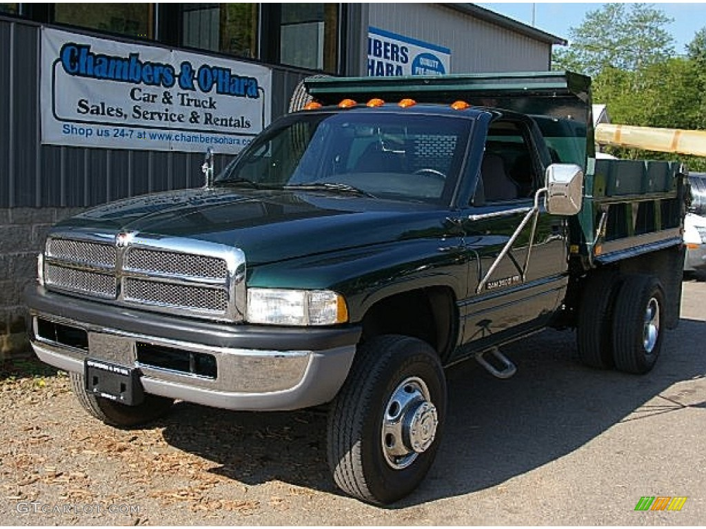 Dodge Ram Pickup 3500 262px Image 4 2001 Extended Cab