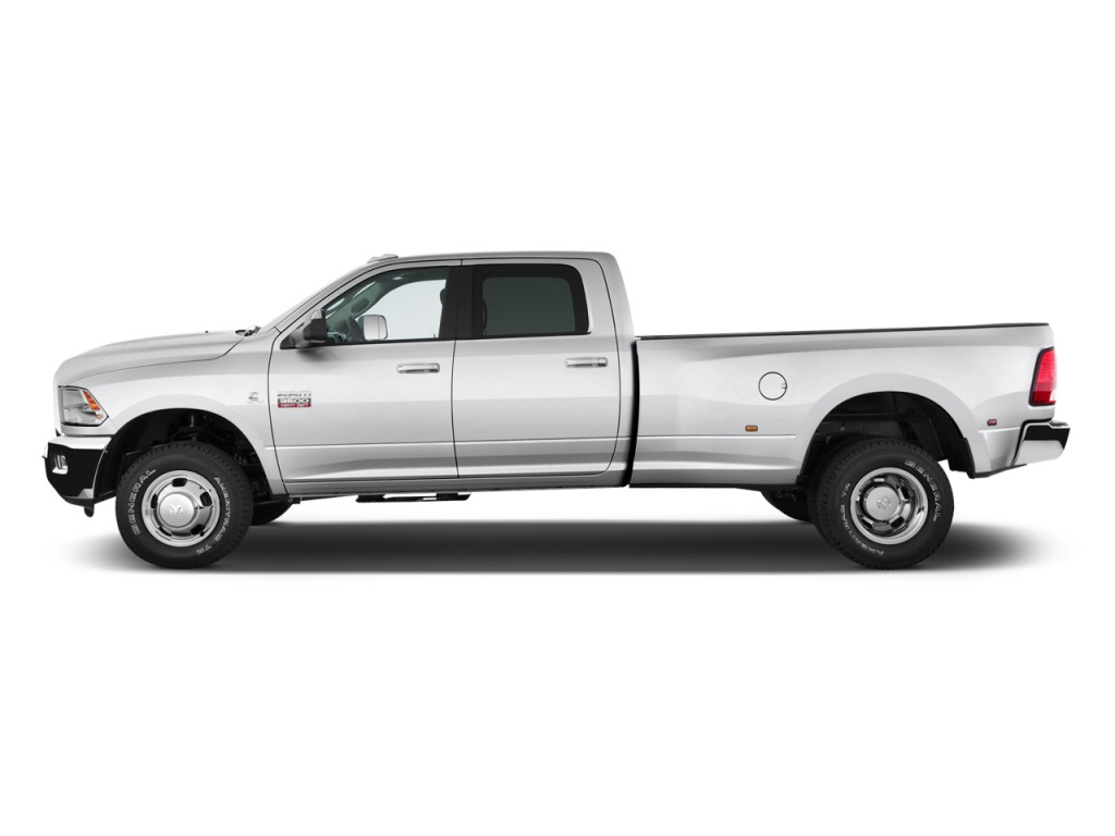 2010 Dodge Ram Pickup 3500 Information And Photos