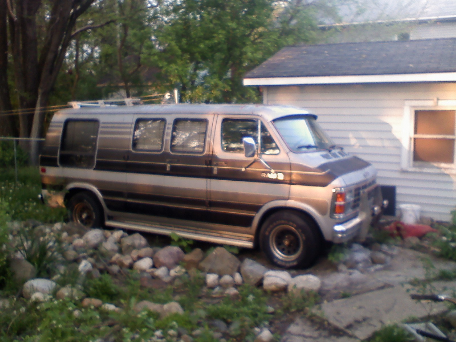 1985 Dodge Ram Van Information And Photos Momentcar