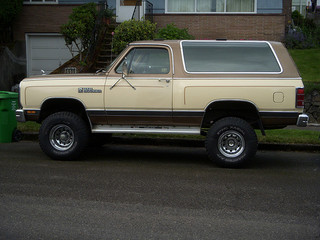 Dodge Ramcharger 150 #1