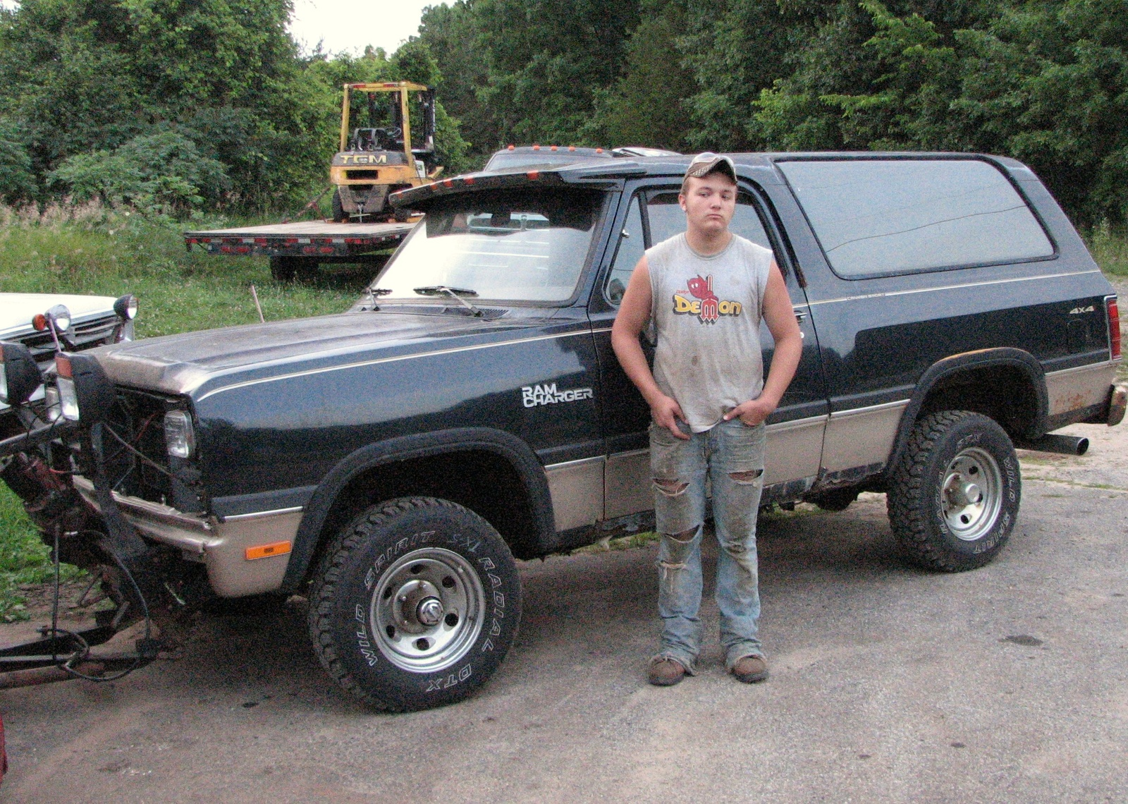 Dodge Ramcharger 150 S #3