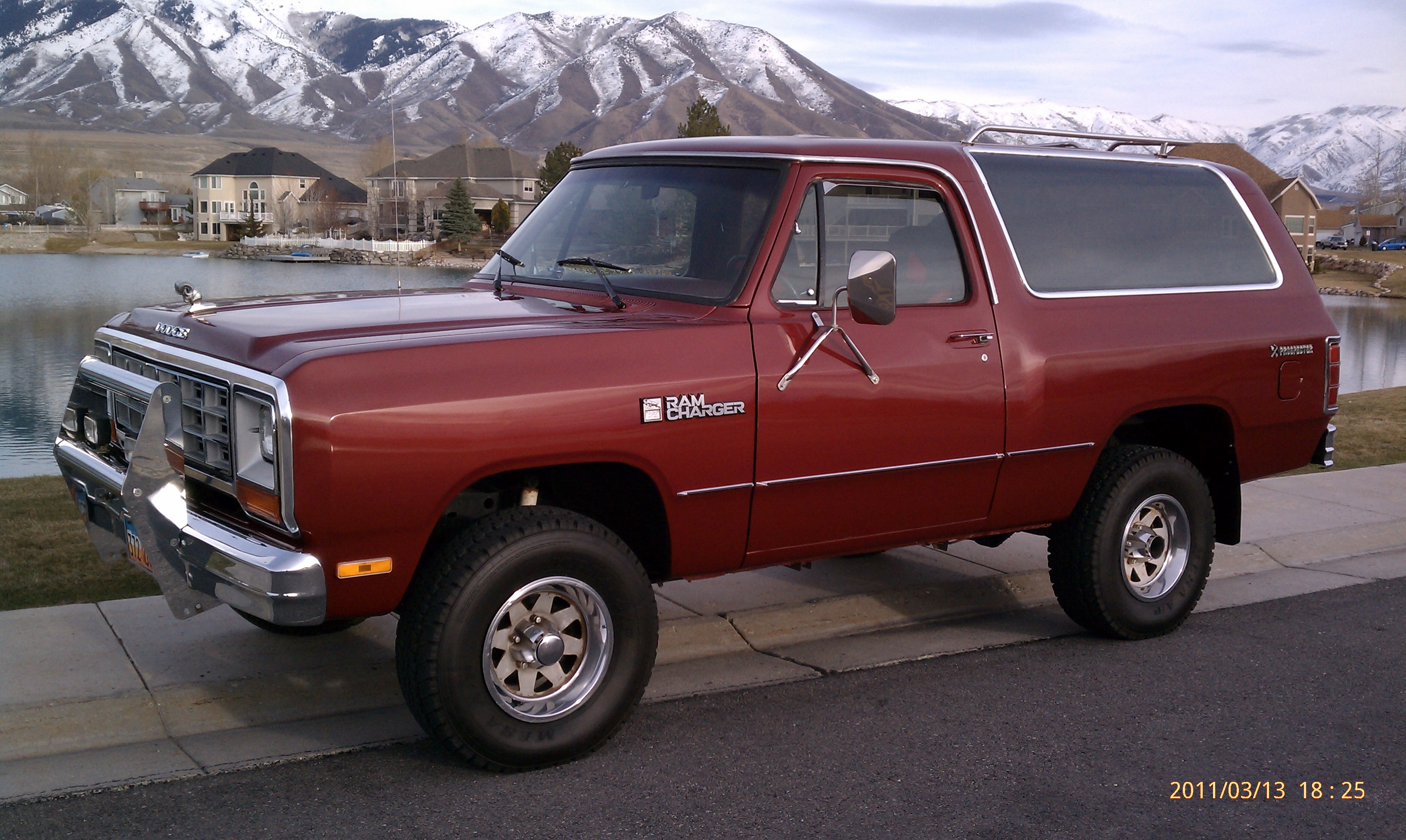 1985 Dodge Ramcharger Information And Photos Momentcar