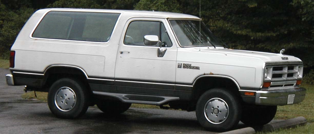 Dodge Ramcharger #6