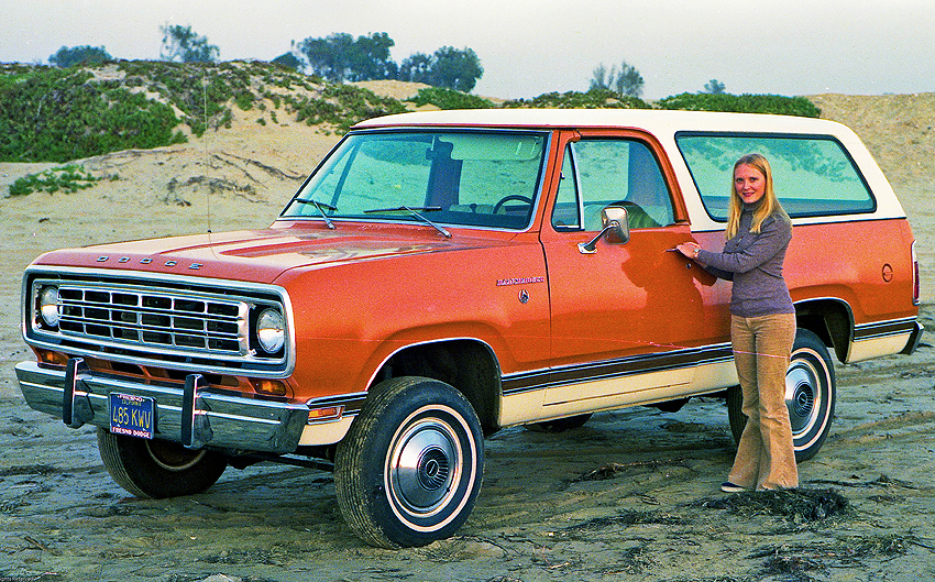 Dodge Ramcharger #10