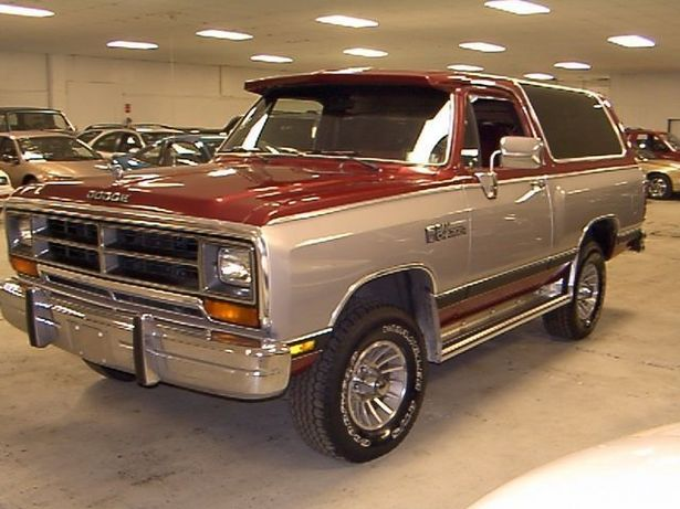 Dodge Ramcharger #13