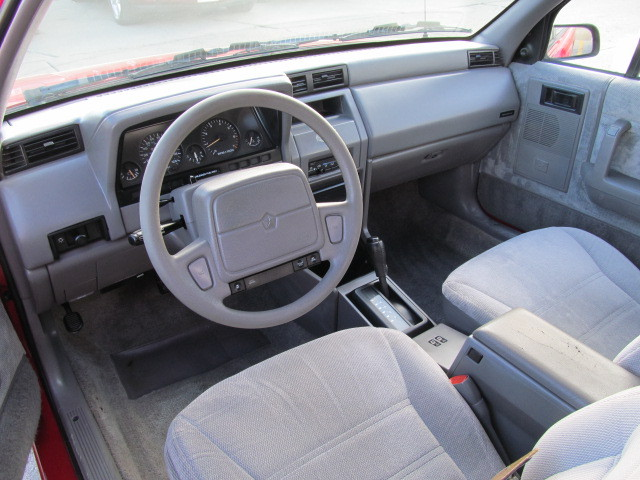 1993 Dodge Shadow Information And Photos Momentcar