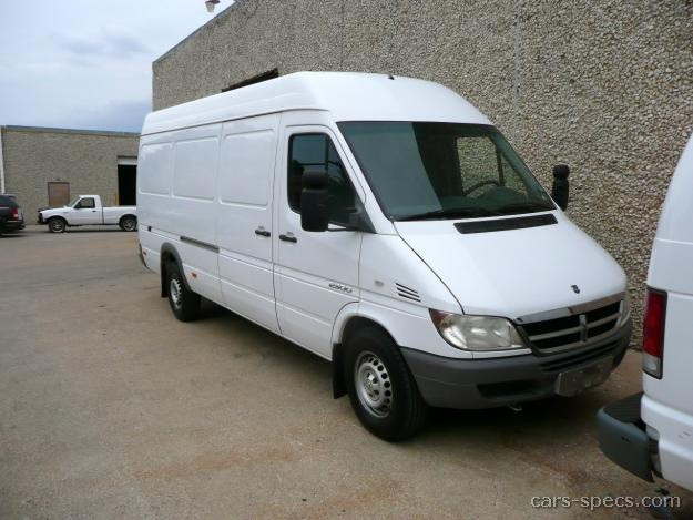 Dodge Sprinter 2500 SH Ceiling 140 WB #15