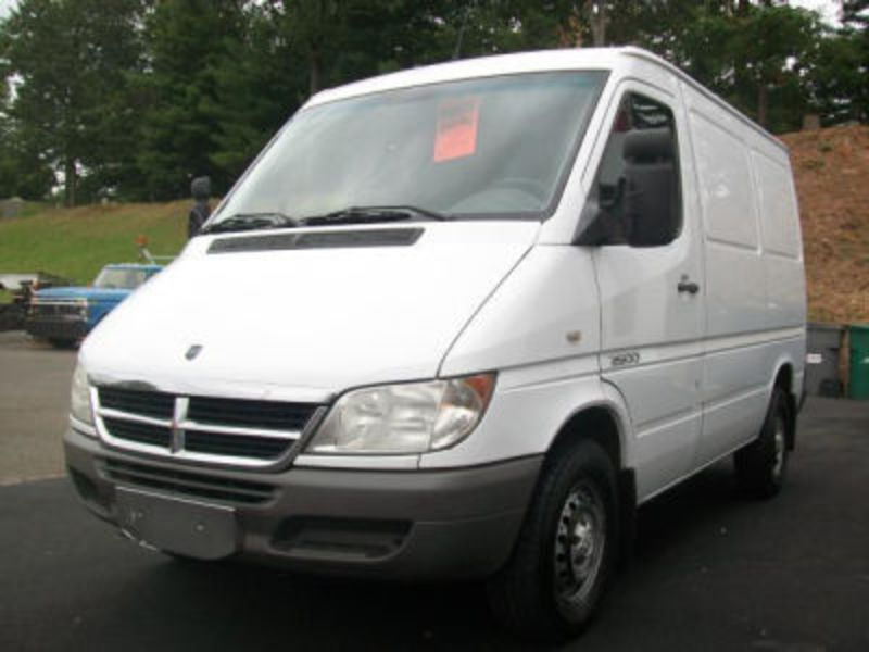 Dodge Sprinter Cargo 2500 High Ceiling 118 WB #24