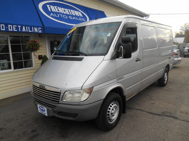 Dodge Sprinter Cargo 2500 High Roof 140 WB #33