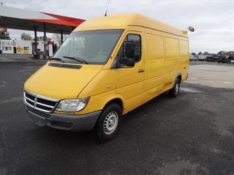 Dodge Sprinter Cargo 2500 SH Ceiling 140 WB #20