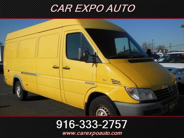 Dodge Sprinter Cargo 2500 SH Ceiling 140 WB #21