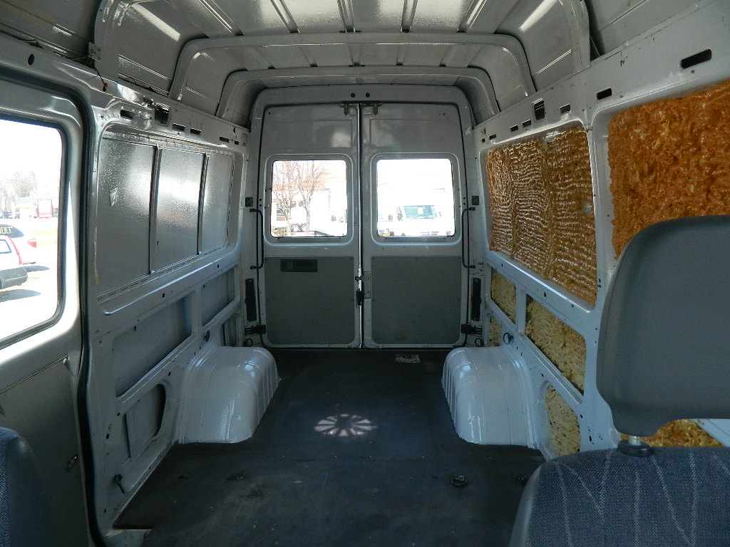 Dodge Sprinter Cargo 3500 High Roof 140 WB #23