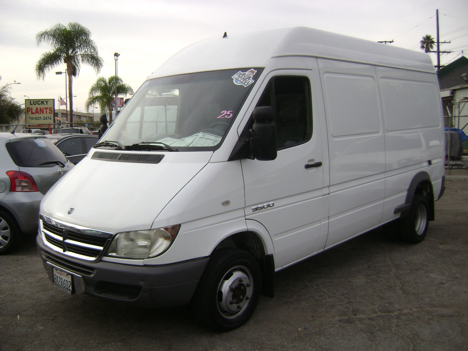 Dodge Sprinter Cargo 3500 High Roof 140 WB #26