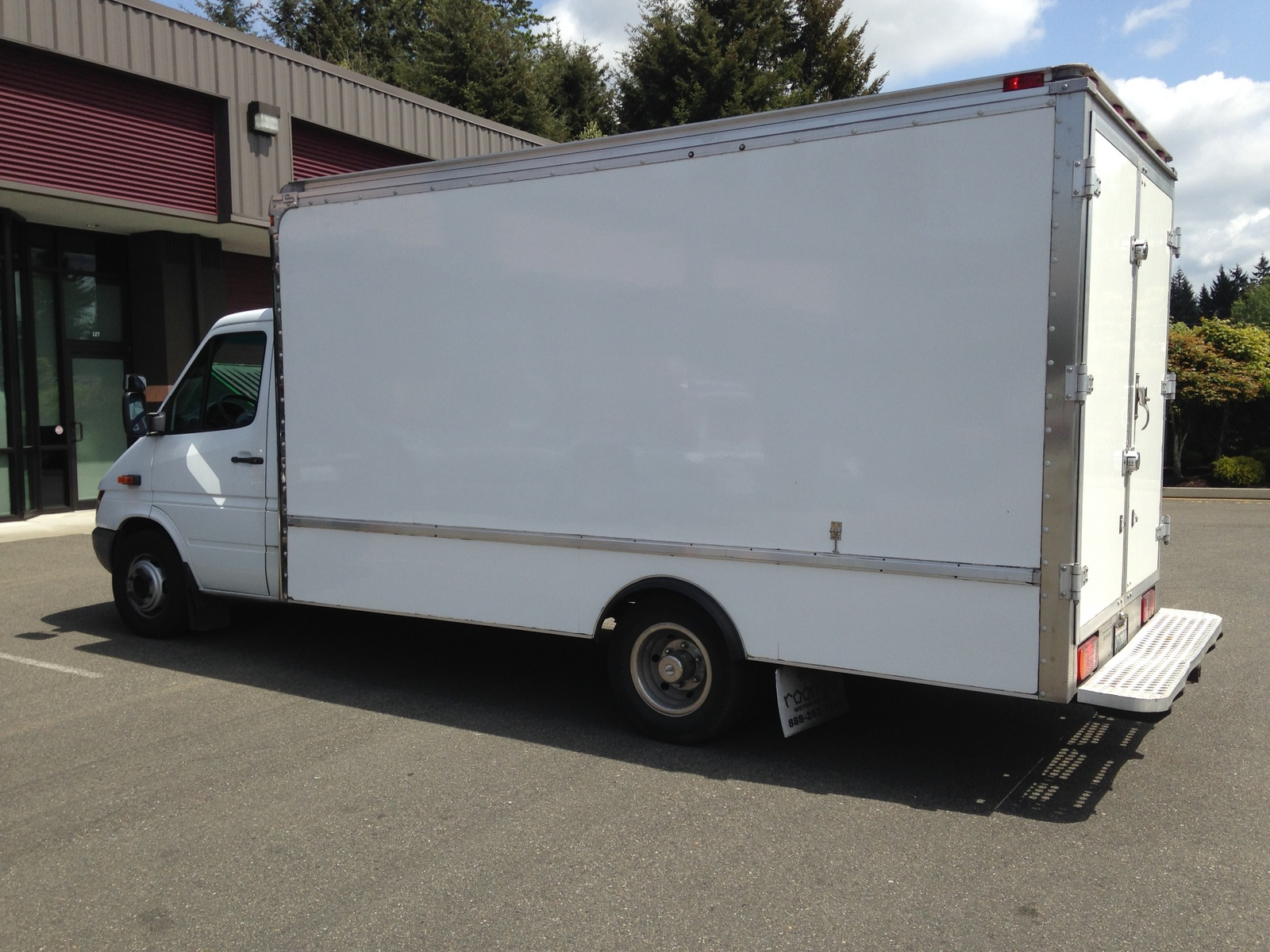 Dodge Sprinter Cargo 3500 High Roof 158 WB #5