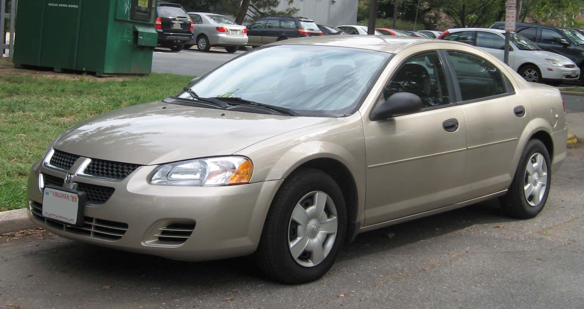 2004 Dodge Stratus Information And Photos Momentcar
