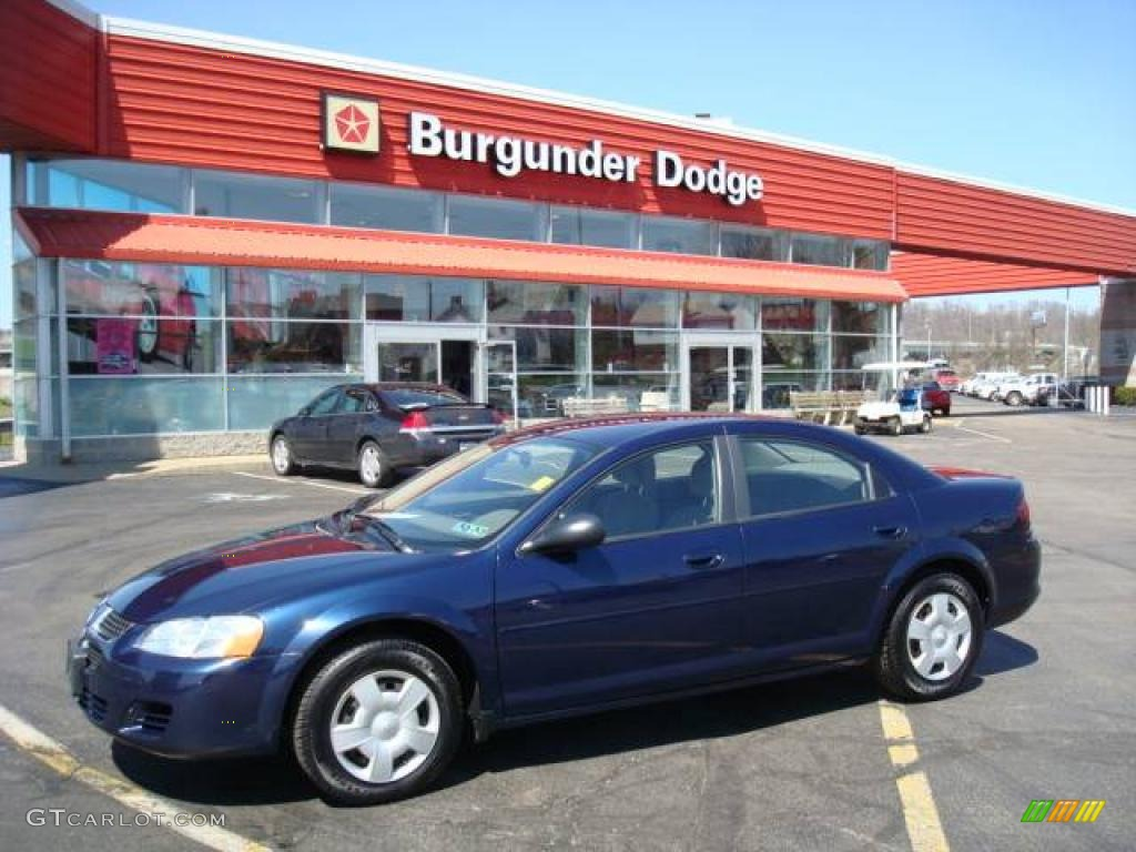 2005 dodge stratus information and photos momentcar. Black Bedroom Furniture Sets. Home Design Ideas