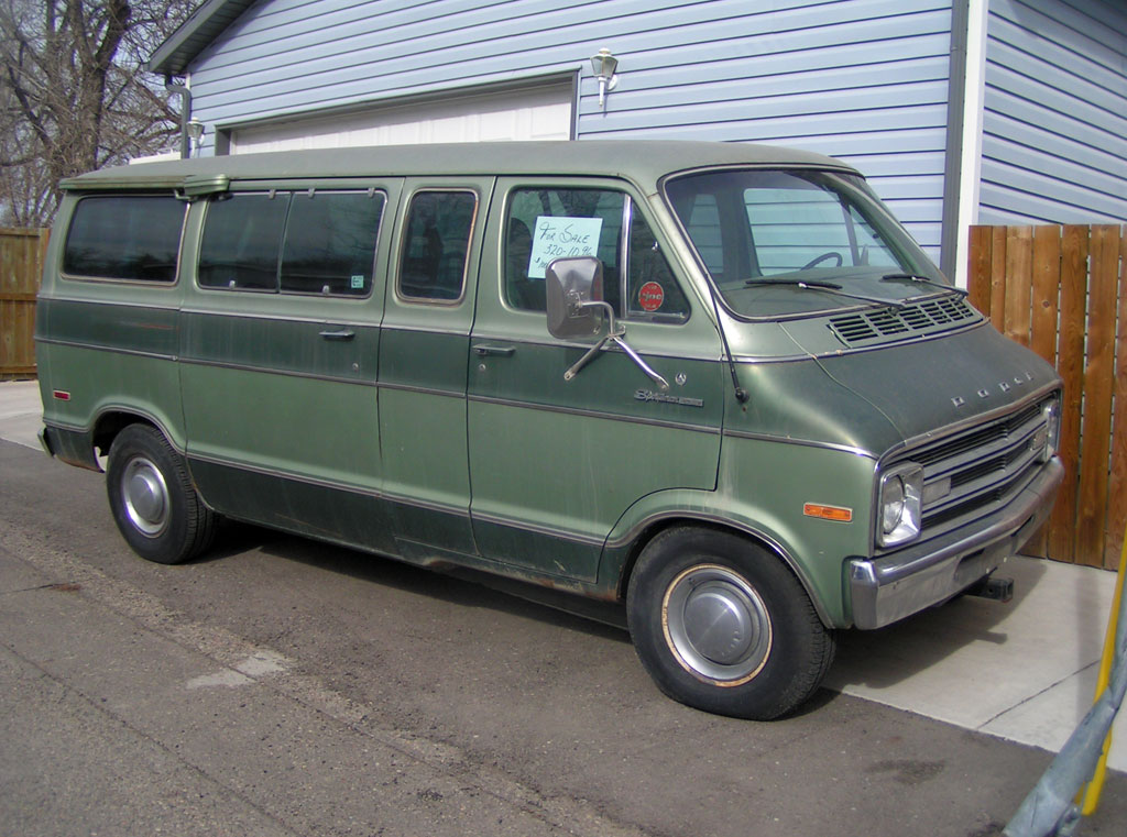 1970 Dodge Van Information And Photos Momentcar
