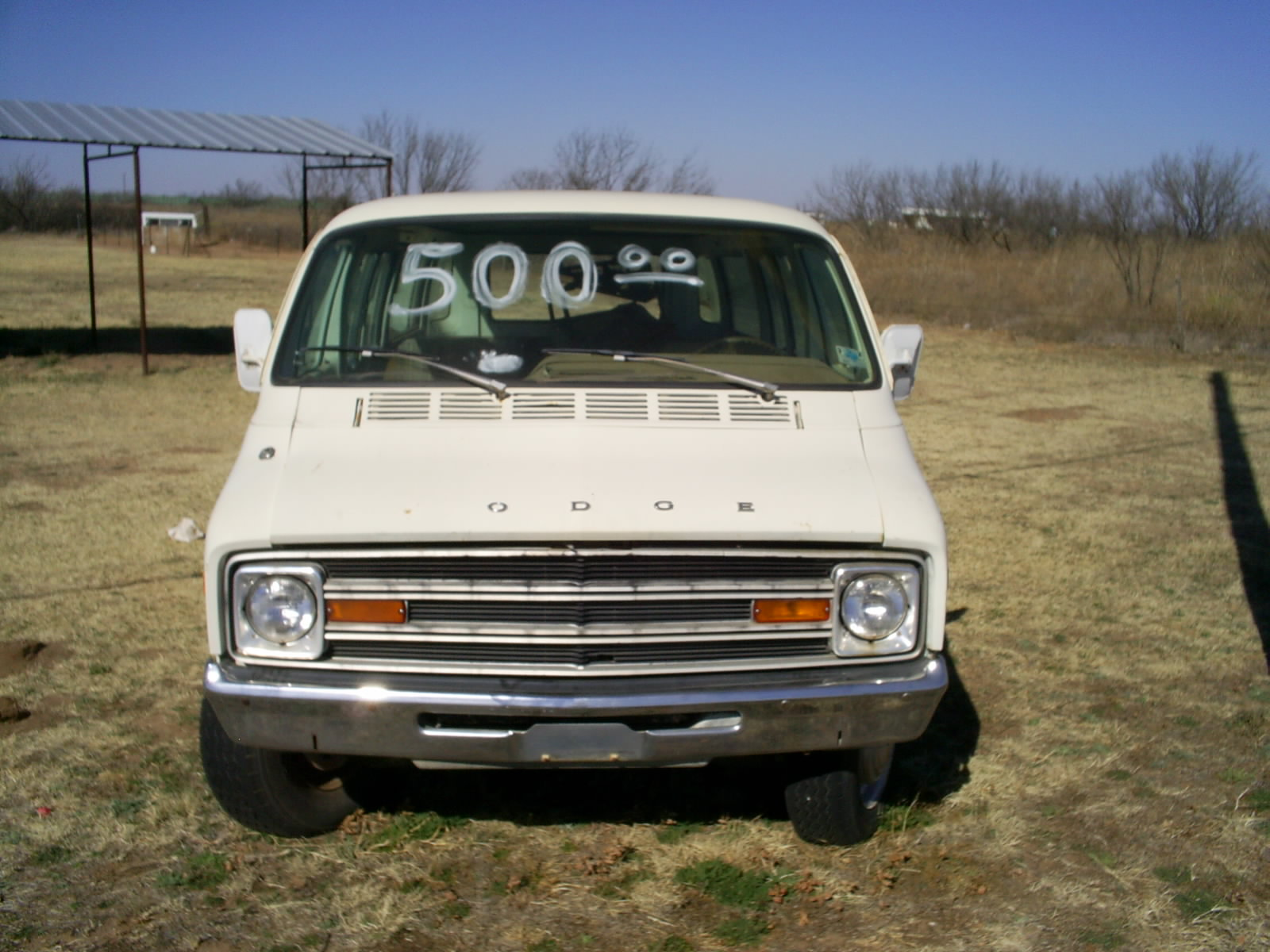 1975 dodge van information and photos momentcar. Black Bedroom Furniture Sets. Home Design Ideas