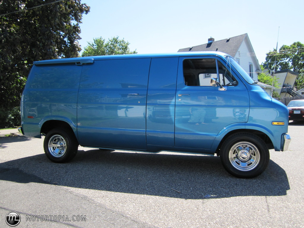 Dodge Caravan For Sale >> 1975 Dodge Van - Information and photos - MOMENTcar