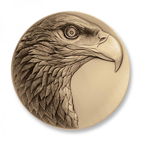 Eagle Medallion #10