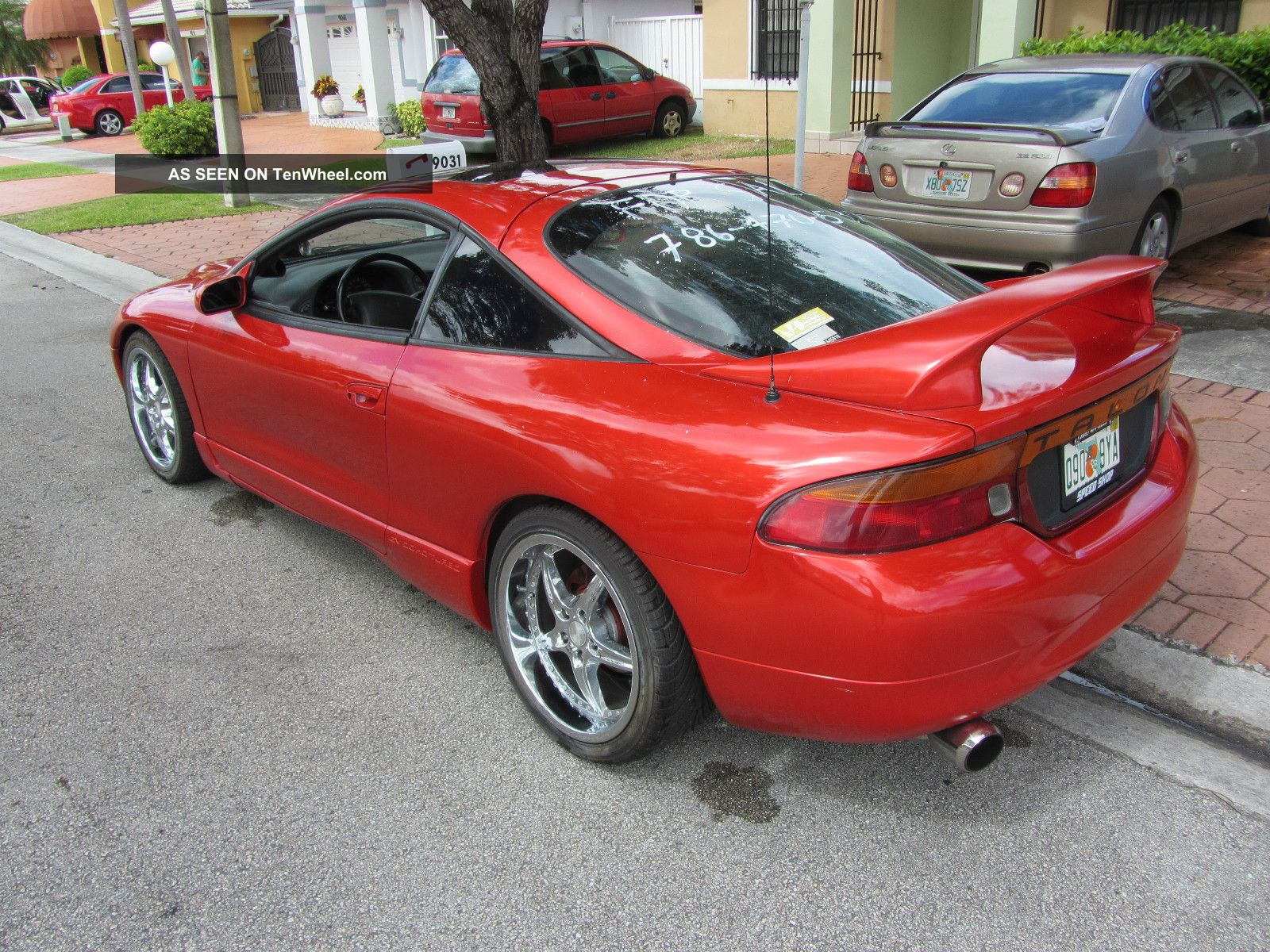 Eagle Talon 1995 #12