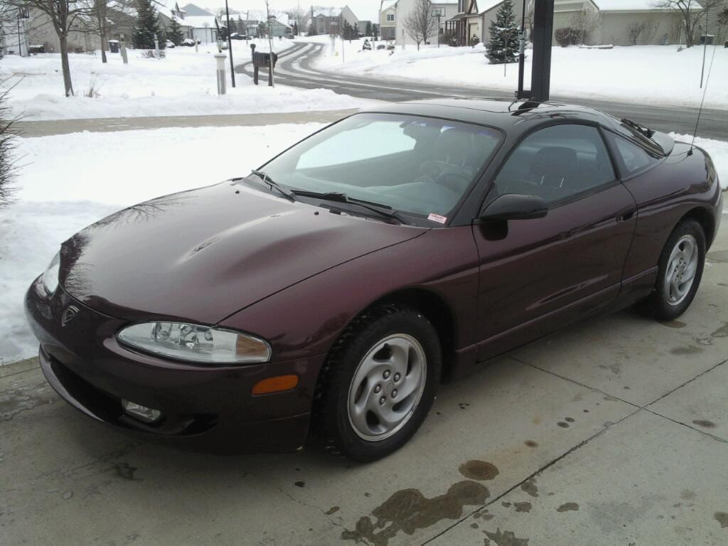 Eagle Talon 1995 #4