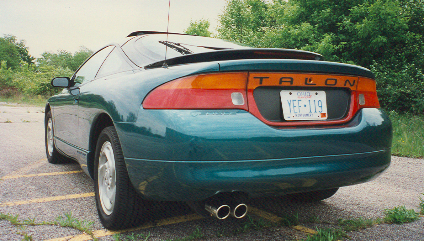 Eagle Talon 1996 #6