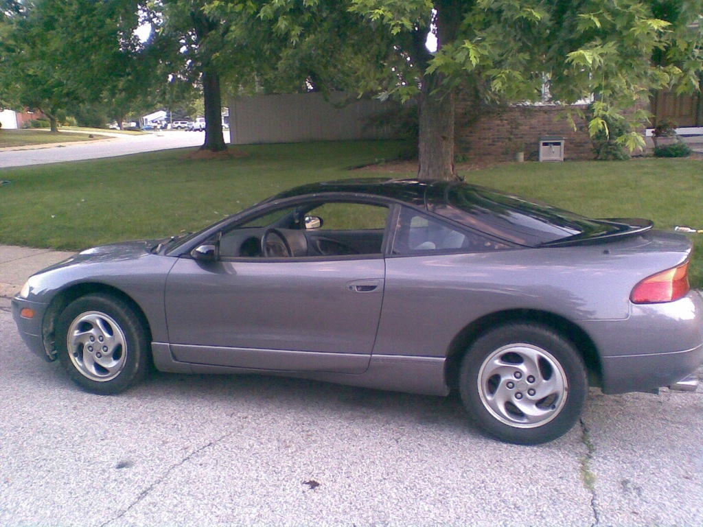 Eagle Talon 1996 #7