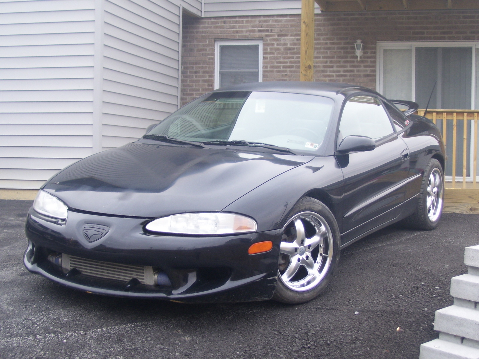 Eagle talon 1997 4 eagle talon 1997 4
