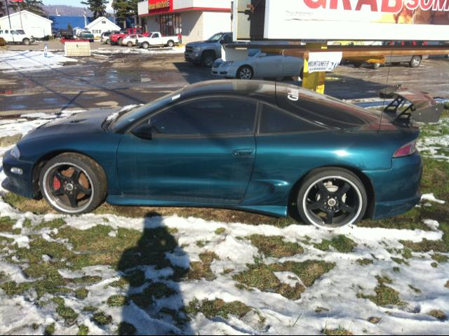 Eagle Talon 1998 #7