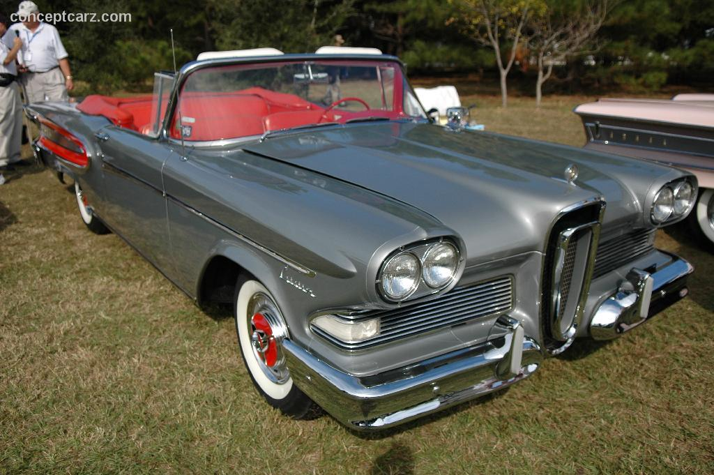 Edsel Citation #2