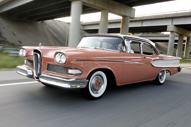 Edsel Pacer 1958 #1