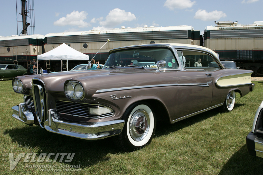 Edsel Pacer 1958 #12