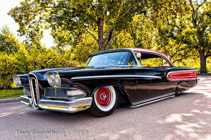 Edsel Pacer 1958 #13